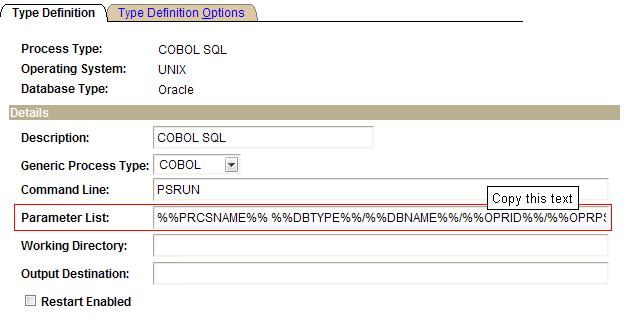 COBOL SQL Trace - PeopleSoft Wiki